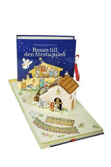 bokomslag Resan till den första julen