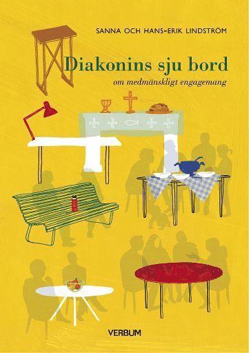bokomslag Diakonins sju bord