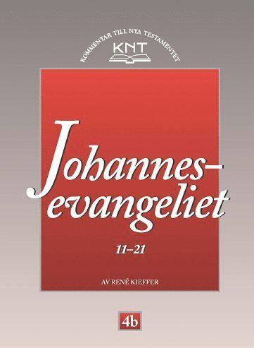 bokomslag Johannesevangeliet 11 - 21