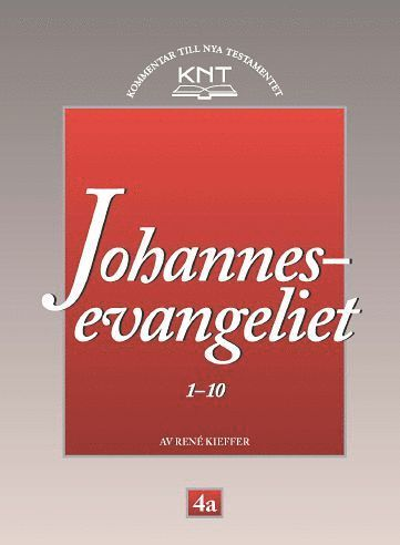 bokomslag Johannesevangeliet 1 - 10