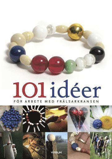 bokomslag 101 idéer för arbete med Frälsarkransen