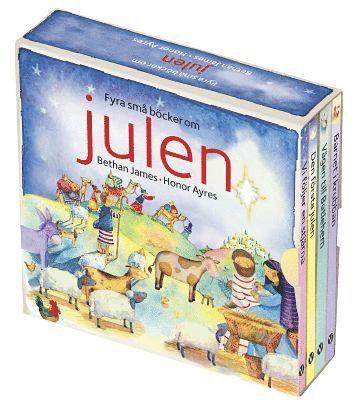 bokomslag Fyra små böcker om julen