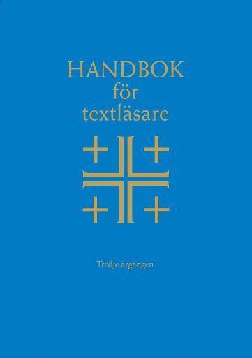 bokomslag Handbok för textläsare Årg. 3