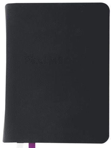 bokomslag Den svenska psalmboken med tillägg (svart)