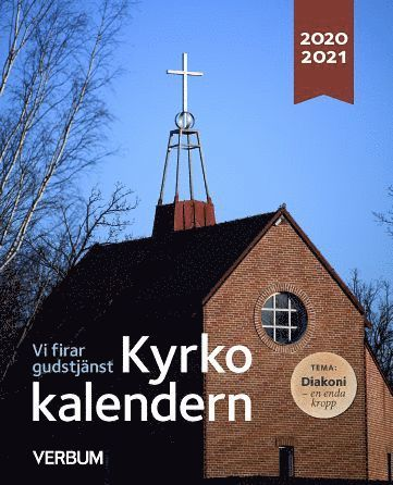 bokomslag Kyrkokalendern : vi firar gudstjänst, 2020-2021