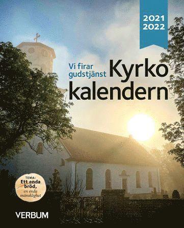 bokomslag Kyrkokalendern : ett enda bröd, 2021-2022