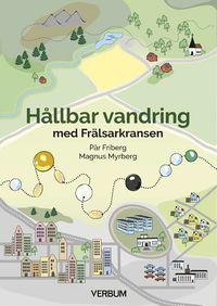 bokomslag Hållbar vandring med Frälsarkransen