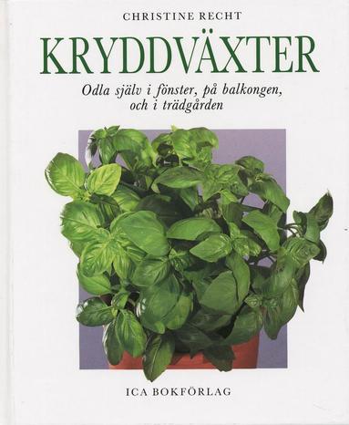 bokomslag Kryddväxter