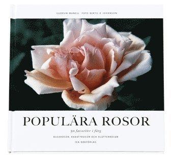 bokomslag Populära rosor