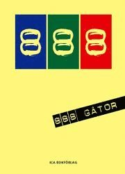 bokomslag 888 gåtor