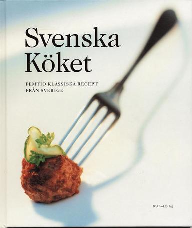 bokomslag Svenska köket