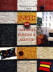 bokomslag Inred med gardiner, kuddar & mattor