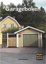 bokomslag Garageboken