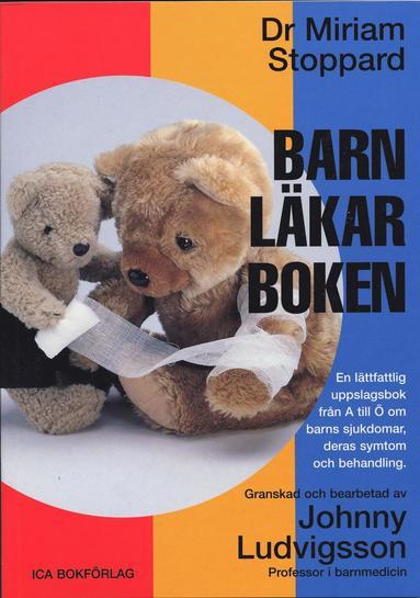 bokomslag Barnläkarboken
