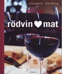 bokomslag Rödvin älskar mat