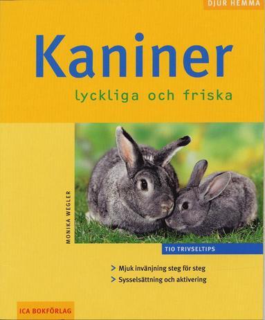 bokomslag Kaniner : lyckliga och friska