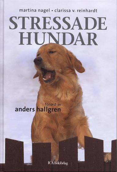 bokomslag Stressade hundar