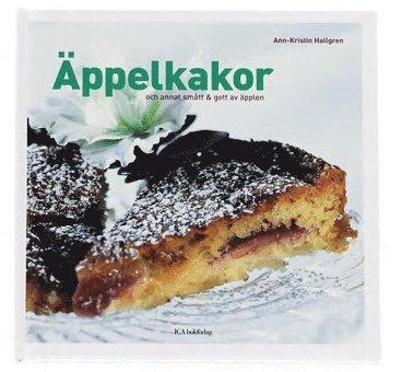 bokomslag Äppelkakor : och annat smått & gott av äpplen