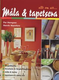 bokomslag Måla & tapetsera