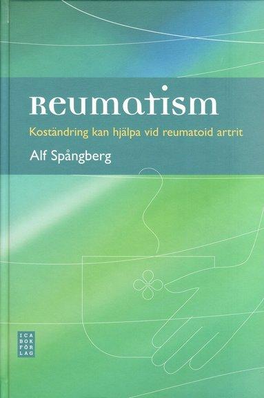bokomslag Reumatism : koständring kan hjälpa vid reumatoid artrit