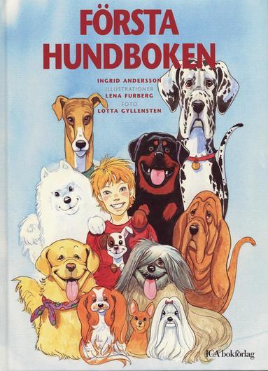 bokomslag Första hundboken
