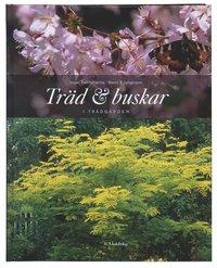 bokomslag Träd & buskar i trädgården