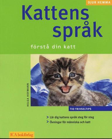 bokomslag Kattens språk : förstå din katt