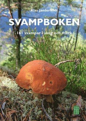 bokomslag Svampboken