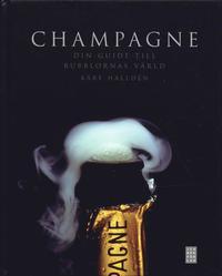 bokomslag Champagne : din guide till bubblornas värld