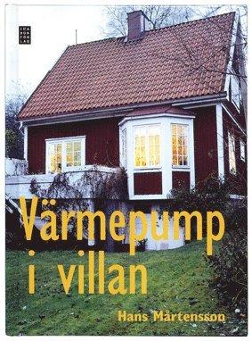 bokomslag Värmepump i villan
