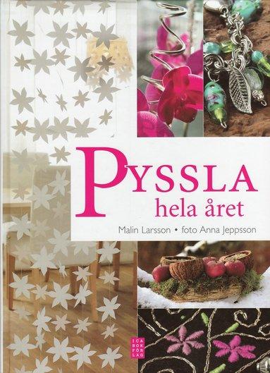 bokomslag Pyssla hela året