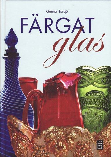 bokomslag Färgat glas