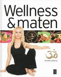 bokomslag Wellness och maten