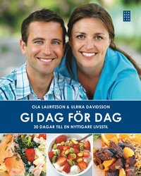 bokomslag GI dag för dag : 30 dagar till en nyttigare livsstil