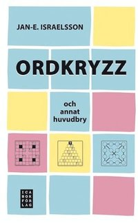 bokomslag Ordkryzz och annat huvudbry