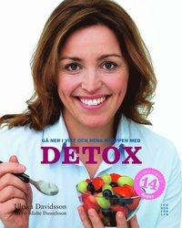 bokomslag Gå ner i vikt och rena kroppen med detox