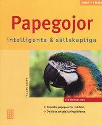 Papegojor : intelligenta & sällskapliga
