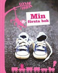 bokomslag Min första bok rosa