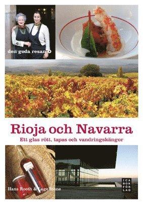 bokomslag Rioja och Navarra