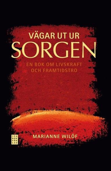 bokomslag Vägar ut ur sorgen : en bok om livskraft och framtidstro