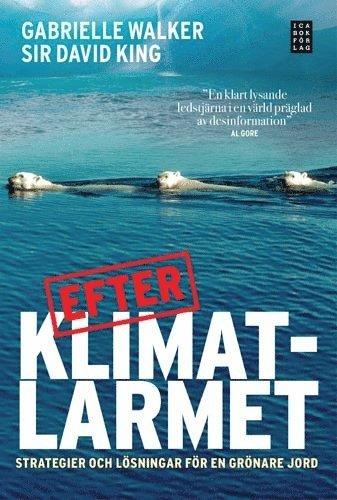 bokomslag Efter klimatlarmet : strategier och lösningar för en grönare jord