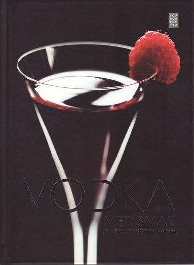 bokomslag Vodka med smak