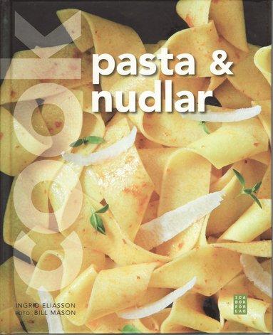 bokomslag Pasta och nudlar