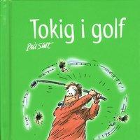 bokomslag Tokig i golf