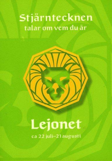 bokomslag Stjärntecknen talar om vem du är : lejonet