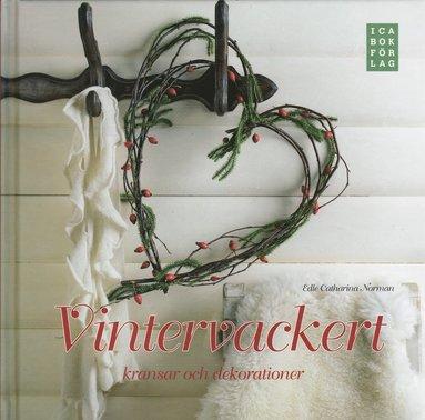 bokomslag Vintervackert : kransar och dekorationer