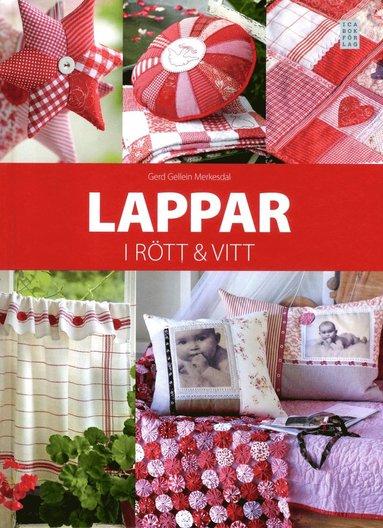 bokomslag Lappar i rött och vitt