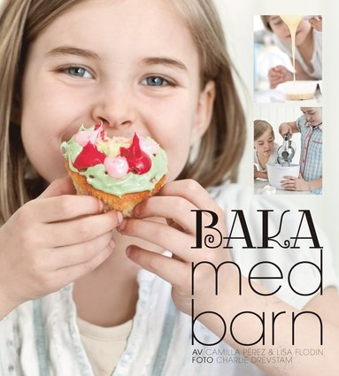 bokomslag Baka med barn