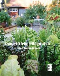 bokomslag Den giftfria trädgården