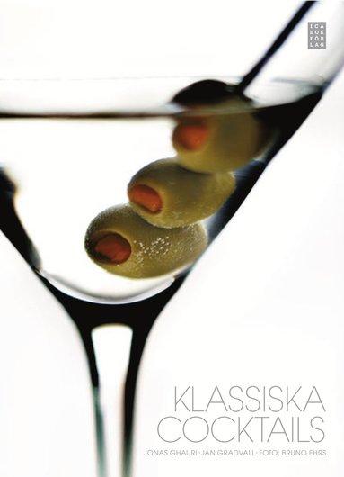 bokomslag Klassiska cocktails